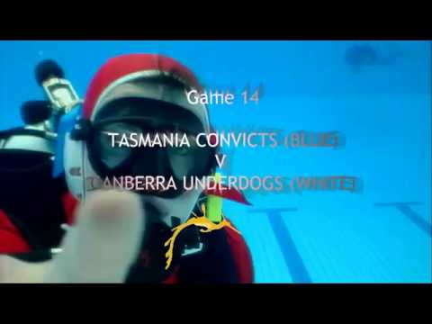 Melbourne Cup 2016 - Game 14 - Tas Convicts v Canberra Underdogs
