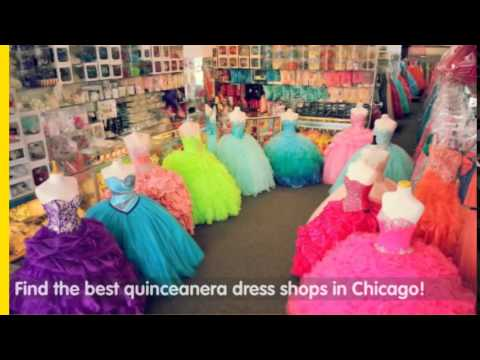 Quinceanera dresses and dress shops in Chicago IL | 15 Dresses in ...