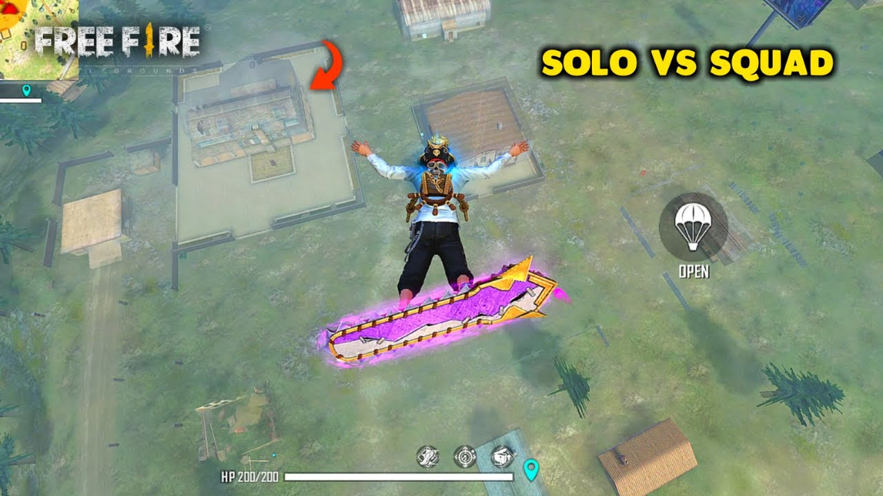 Download Ajjubhai94 OverPower Solo vs Squad Mp40 HeadShot Gameplay - Garena Free Fire