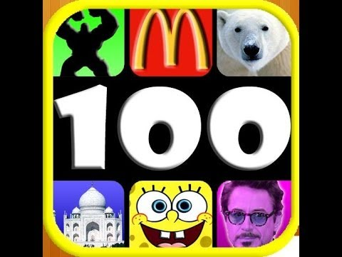 100 Pics Quiz ANDROID Logo A-L Answers 1-50