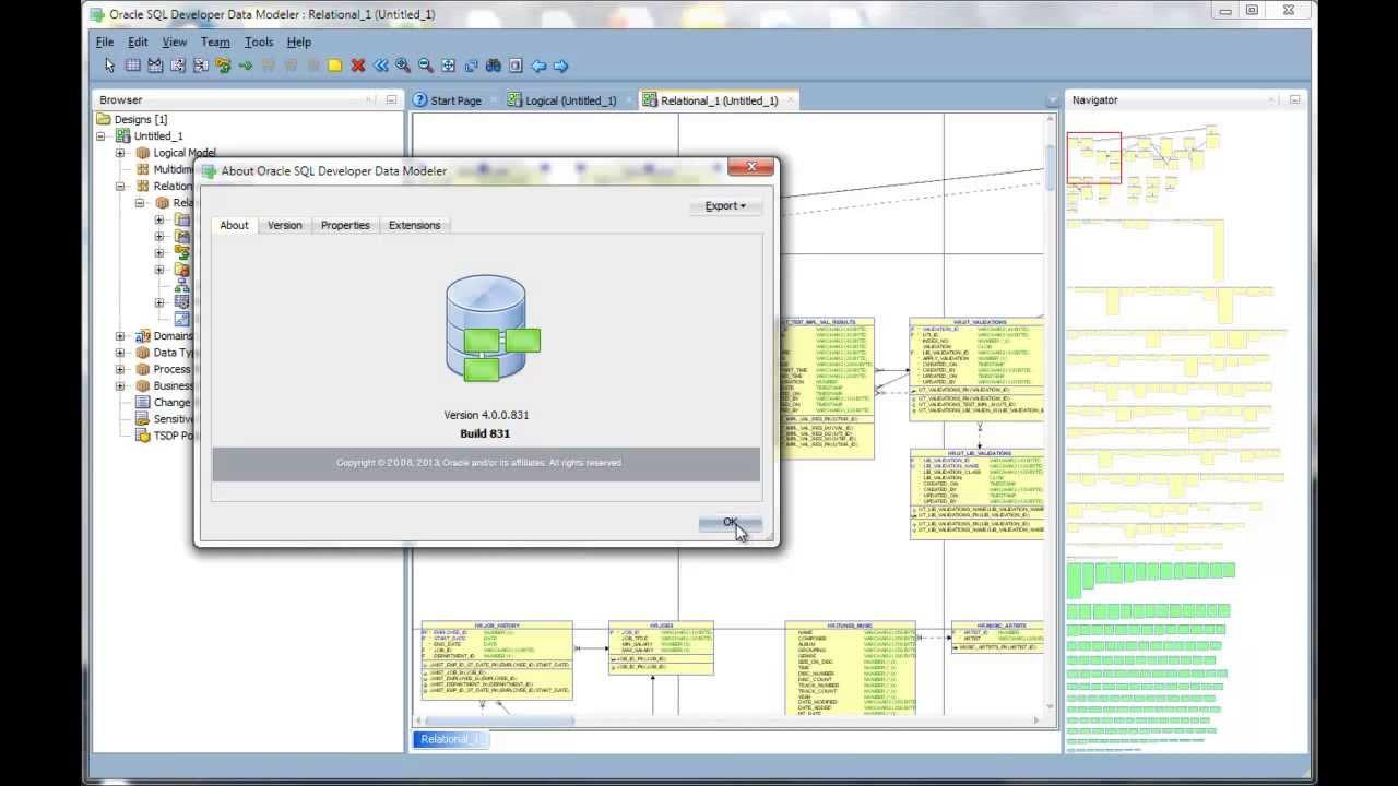 Oracle sql developer data modeler how to create a subview youtube oracle sql developer data modeler how to create a subview pooptronica Choice Image