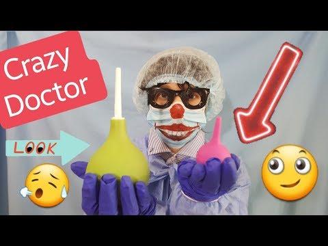 Crazy Doctor/Если СТРАШНО делать БОЛЬШУЮ  то берем МАЛЕНЬКУЮ/КАК РЕШИТЬ ПРОБЛЕМУ?