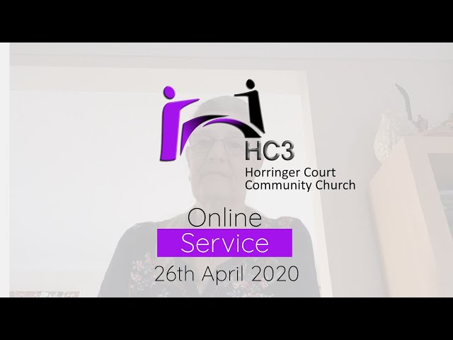 HC3 Online - 26th April 2020 - Love Thy Neighbour