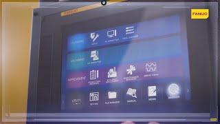 iHMI - Intelligent human machine interface by FANUC