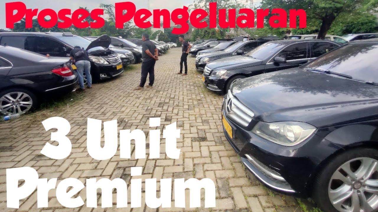 Proses Pengeluaran 3 Unit Premium Langsung Dari Pool Taxi nya