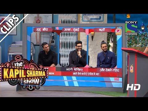 TV par live debate - The Kapil Sharma Show - Episode 8 - 15th May 2016