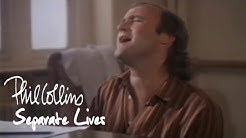 Phil Collins - Separate Lives (Official Music Video)