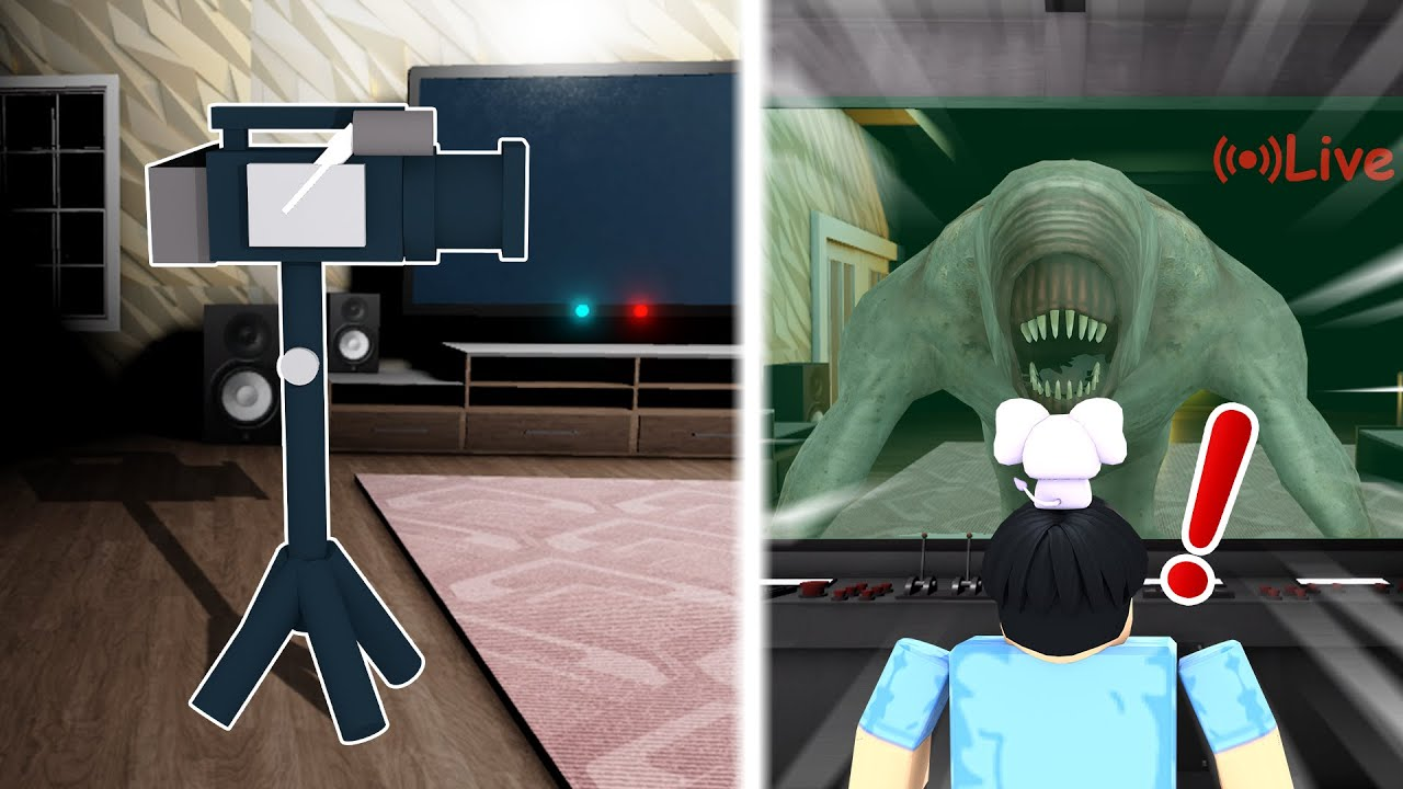 Download Paranormica NEW UPDATE - VIDEO CAMERA   Phasmophobia   Roblox