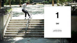 One Day with Jenn Soto