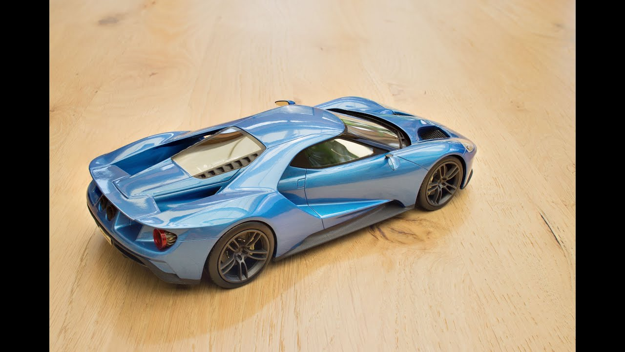 Ford Gt  By Topspeed Models