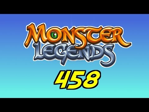"""Monster Legends - 458 - """"The Specialists"""""""