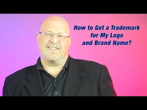 How to Get a Trademark for My Logo and Brand Name - Entertainment Law Asked & Answered