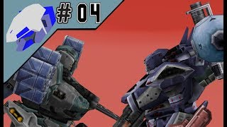 Armored Core 3 Blade only : VS the first Controller AC