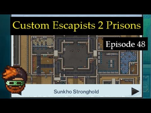 how to make canteen the escapists map editor