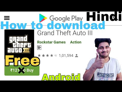 How To Download GTA 3 On Android For Free 2020    GTA 3 For Android   STY Gaming