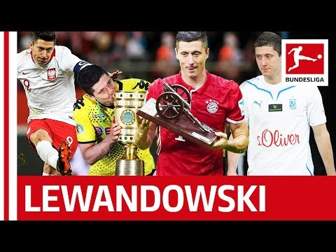 Robert Lewandowski - Bundesliga's Best