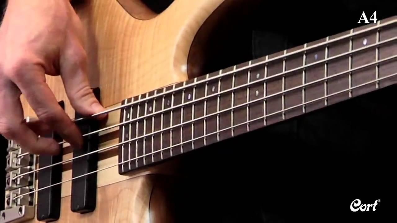 cort a4 bass