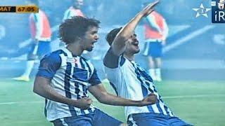 الديربي : أهداف مباراة اتحاد طنجة و المغرب التطواني IRT 4/0 MAT تعليق قناة الرياضية HD