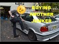 BUYING ANOTHER JUNKER BMW E36 318ti #2