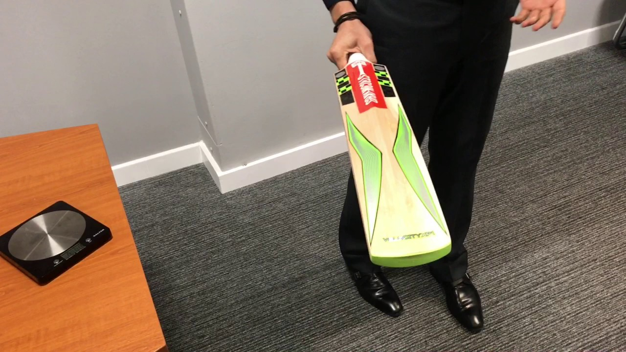Gray Nicolls Velocity XP1 Cricket Bat Video Review