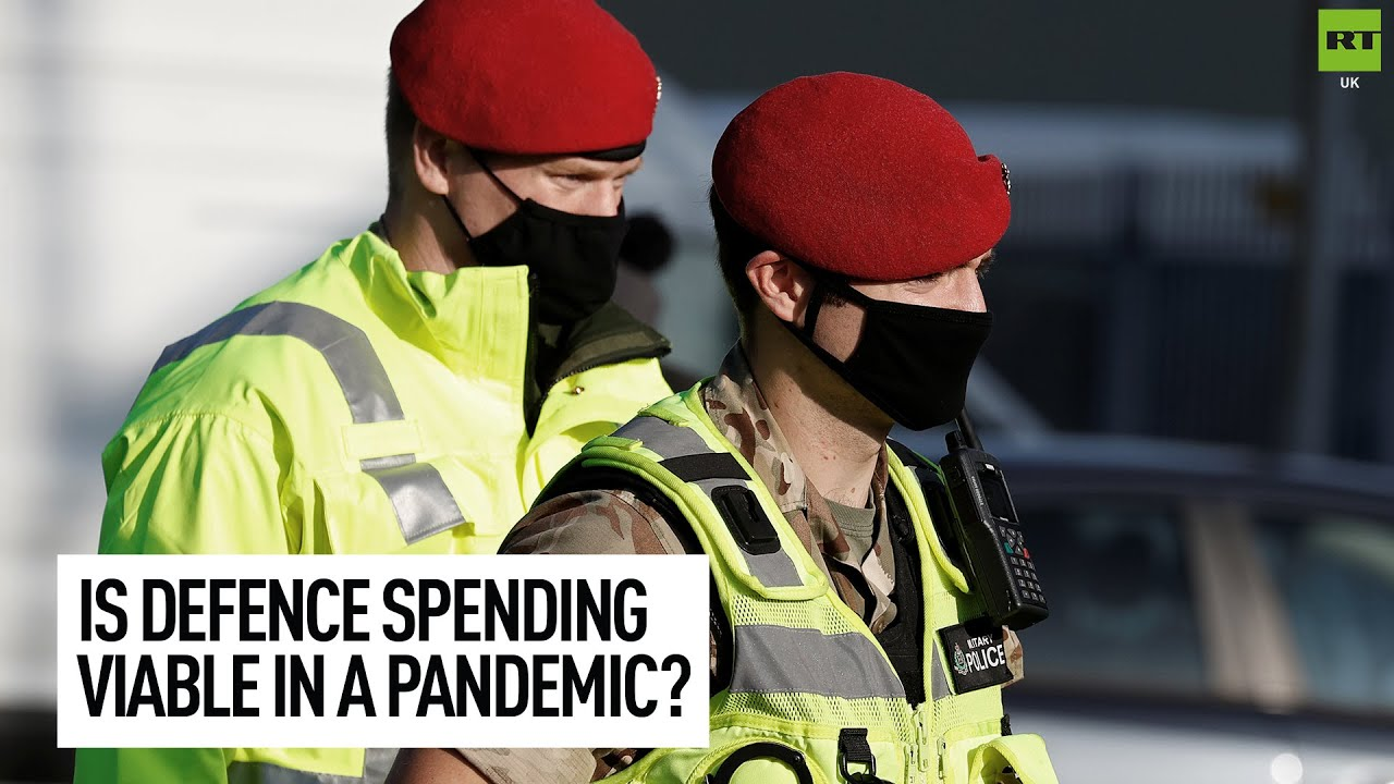 Can the country afford a £16.bn military boost during the pandemic?