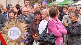 Dożynki Powiatowe 2013 w Annopolu