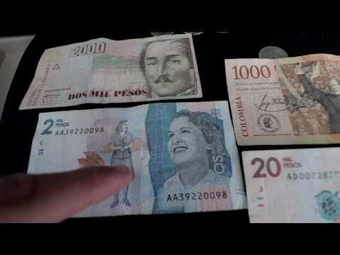 MONEY Issues In Colombia?!! Learn The Currency
