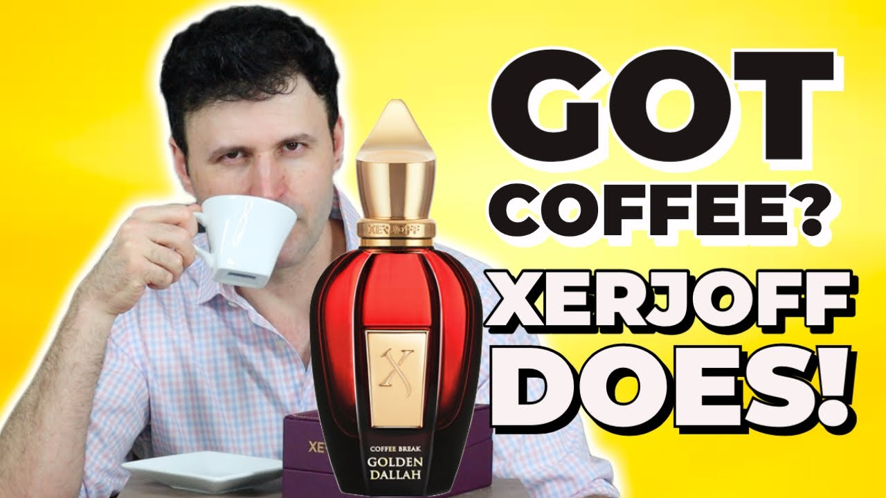Here is an impressive fragrance: Xerjoff Golden Dallah  - Perfume Review | MAX FORTI