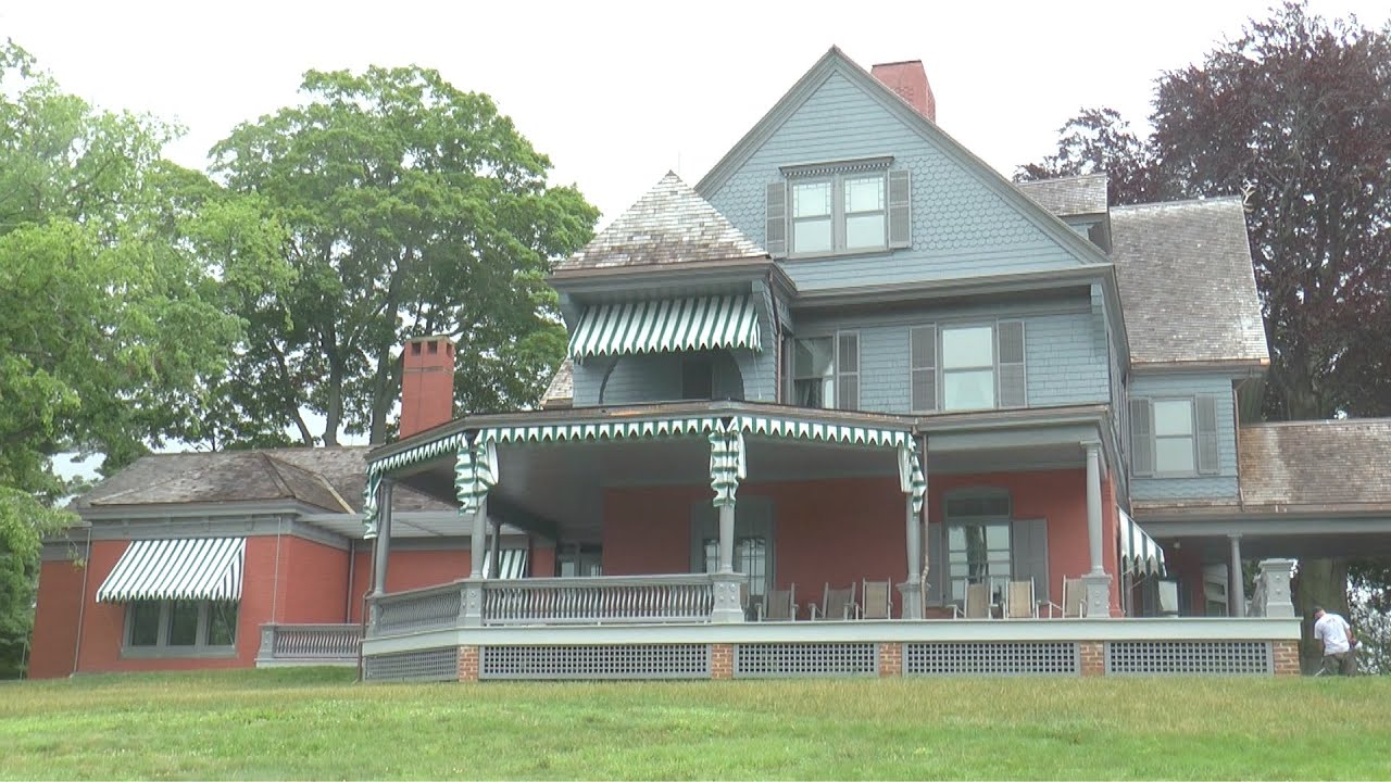Teddy roosevelt guns to be displayed at nra national - Teddy Roosevelt S House Sagamore Hill Gets A 10m Restoration Youtube