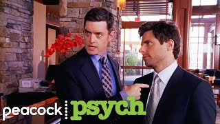 An Intruder In Lassie's Room | Psych