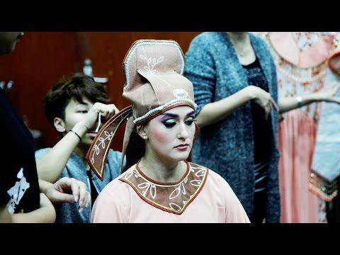 Mark Morris Dance Group & Lan Yang Taiwanese Opera Exchange | Backstage Look