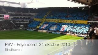 PSV - Feyenoord 10-0 (24 oktober 2010)