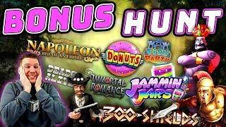 Bonus Hunt Results 25-02-19 - 14 Slot Features!