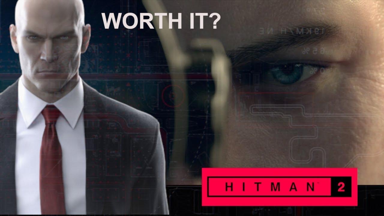 Hitman 2 A Gift For Christmas Ps4 And Pc Game Hitman 2 Game