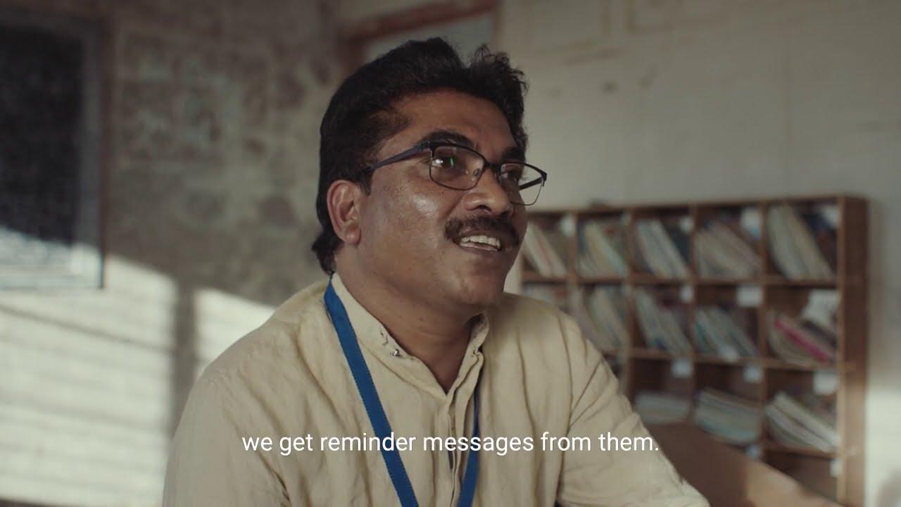 Meet Azmat Iqbal, a Government aided school teacher   #StoriesFromIndia