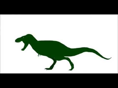 PPBA Dinocroc vs Tyrannosaurus