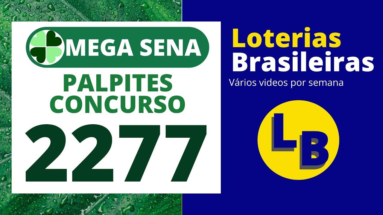 MEGA SENA 2277 DICAS PARA O PRÓXIMO CONCURSO (PLANILHA GRÁTIS)