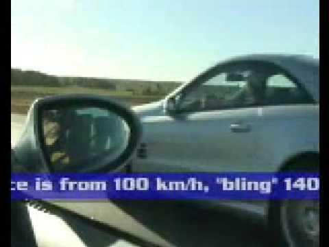 m6board.com Presents: BMW M6 vs tuned SL55 AMG wit
