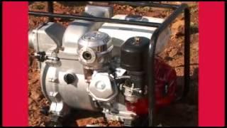 видео Мотопомпа Honda WT20XK3