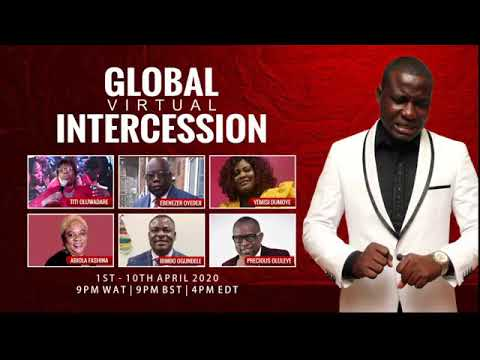 Download GLOBAL VIRTUAL INTERCESSION:The Cry of Mercy (Day 2)