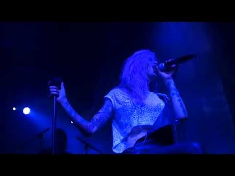 Shiny Toy Guns - Major Tom LIVE HD (2014) Orange County The Observatory