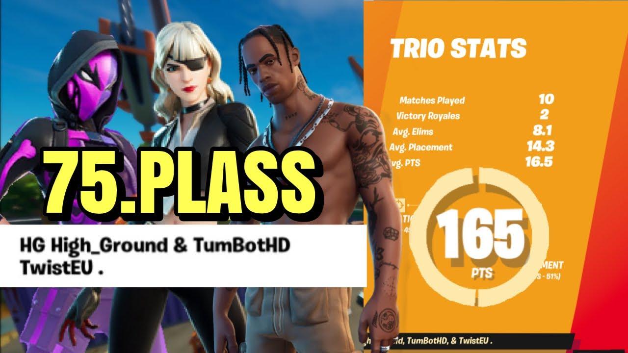 NORGES BESTE TRIO?? | 75. Plass i Trio FNCS!