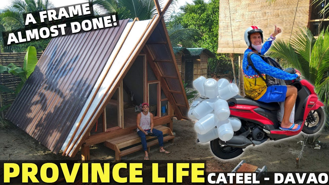 PHILIPPINES PROVINCE HOME - Scooter Mission and Beach House Building In Davao Mindanao