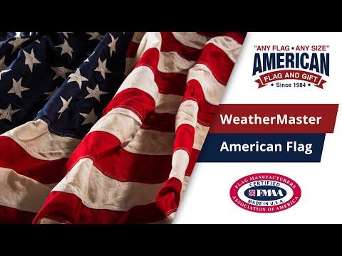 WeatherMaster American Flag