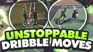 new unstoppable dribble moves combos ultimate dribble shot creator mixtape nba 2k17 mypark