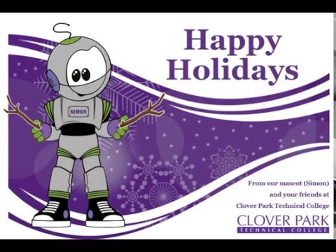 Happy Holidays from Clover Park Technical College