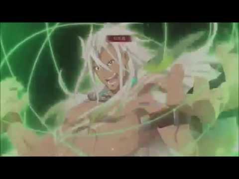 Dezel and Zaveid Mystic Artes: Extreme Neckbeard Edition