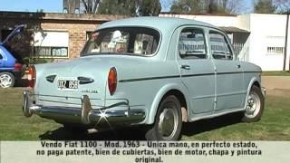 Fiat 1100 modelo 1963