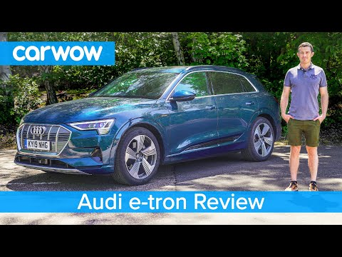 Audi e-tron SUV 2020 in-depth review   carwow Reviews