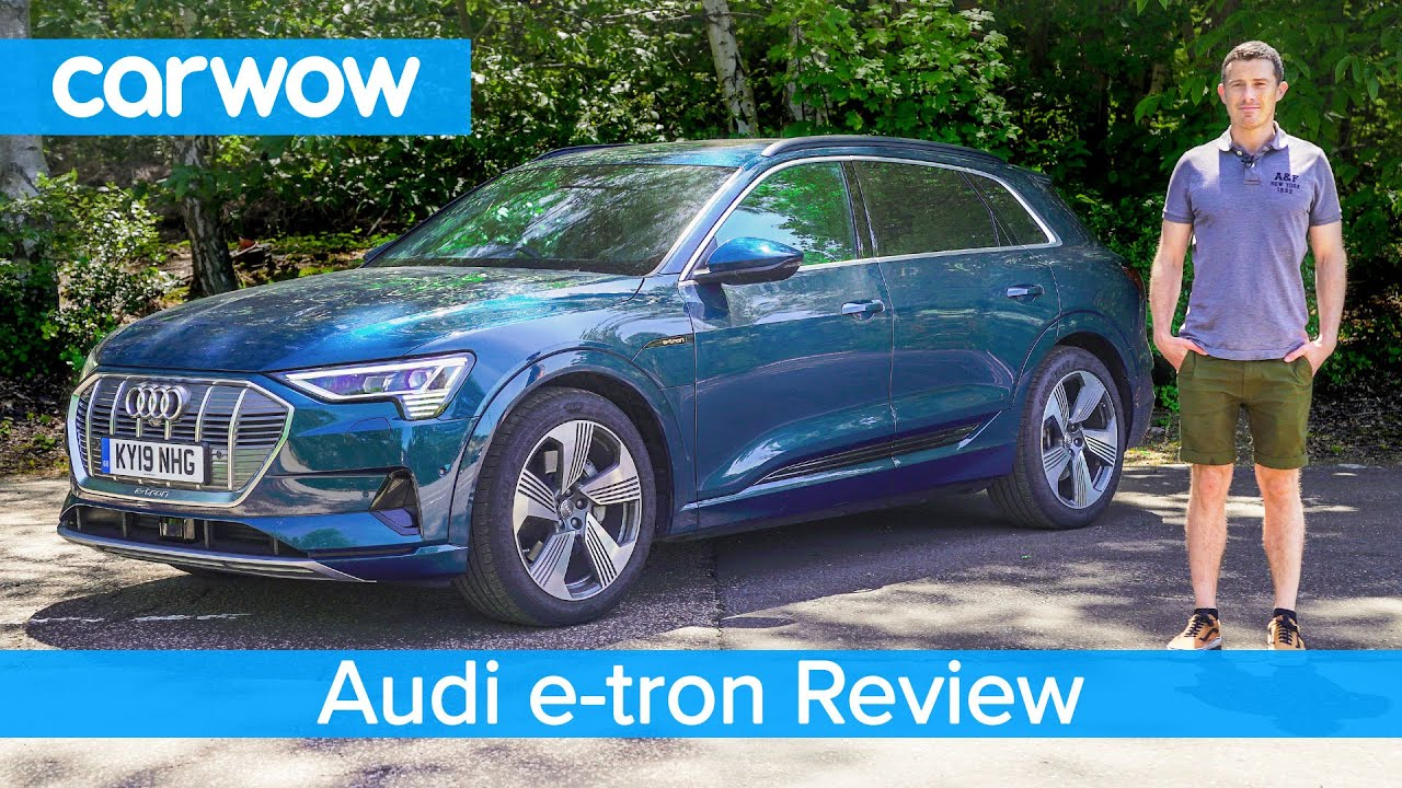 Audi e-tron SUV 2020 in-depth review | carwow Reviews